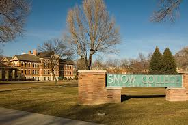 College Classes thru Snow college